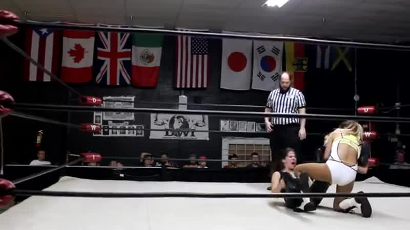 Chelsea Diamond vs Lena Taylor Womens Pro Wrestling Match