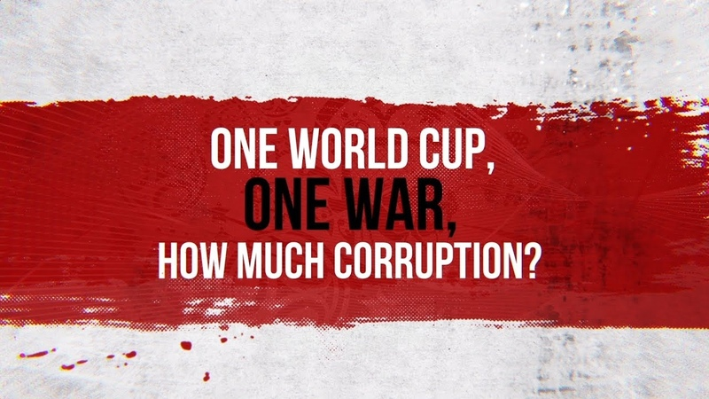 One World Cup, One War, How Much Corruption