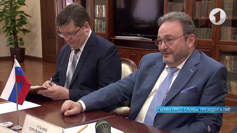 Россия удовлетворена переговорами Приднестровья и Молдовы
