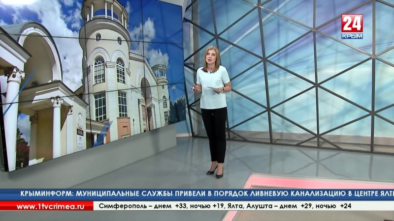 Дом молодёжи вместо наркоманского притона Журналисты телеканала Крыма 24 осмотрели изнутри заброшенное здание бывшего кинотеа