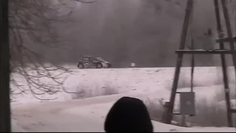 Sarma Rally 2017 Kalle Rovanperä