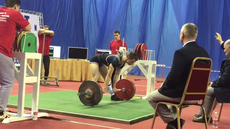 Итоги чемпионата России по пауэрлифтингу