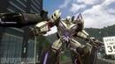 Transformers Megatron vs G1 Megatron SFM Transformers 5 Fight Animation Scene