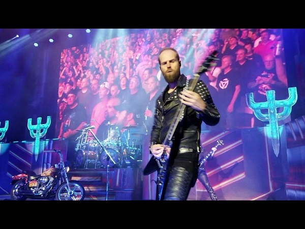 Judas Priest - Living After Midnight Michigan Lottery Amphitheatre at Freedom Hill 8-24-18