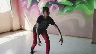 Contemporary dance/Аффинаж -вода/Маша