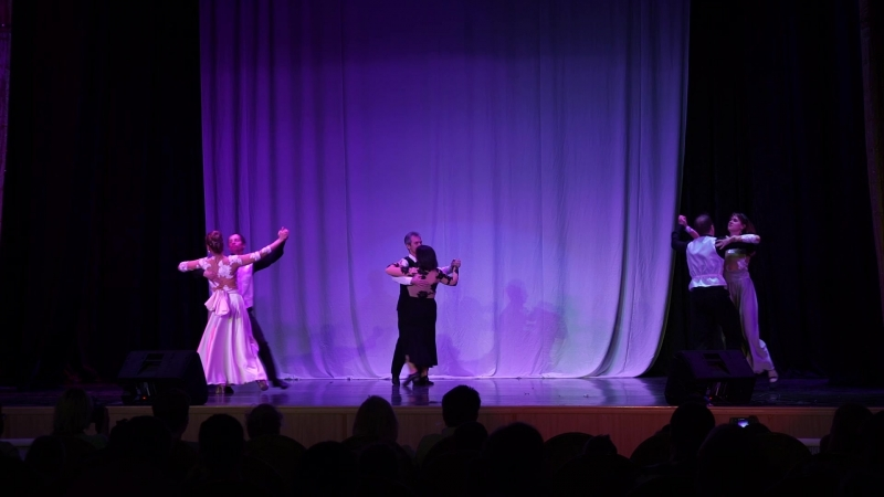 Fly Dance Studio, Бальные танцы, Венский вальс, пр. Дарья Михантьева