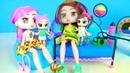 35 Невероятных Сюрпризов Dress Up Эксклюзивные куклы БОКСИ ГЕРЛЗ BOXY GIRLS DOLLS Мультик одевалки