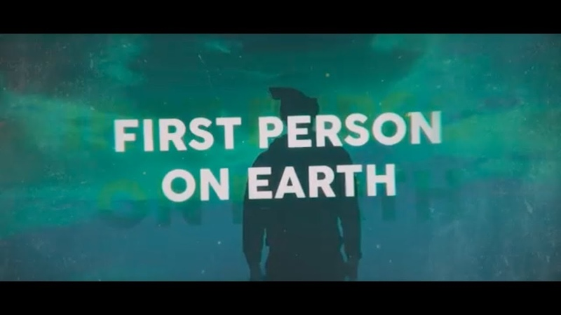 Robert DeLong - First Person On Earth (Lyric Video)