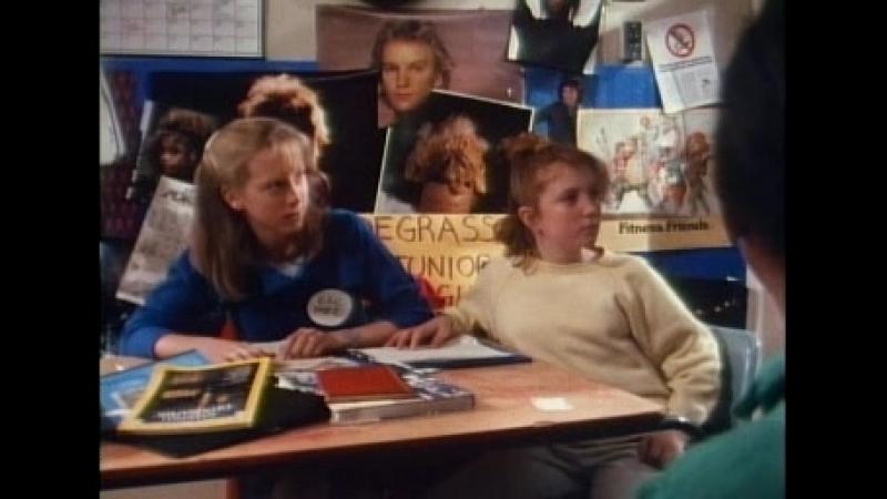 [ru]Degrassi Junior High - 1x10 - Smokescreen