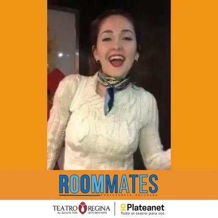 """Morant Producciones on Instagram: """"🤝Gracias a todos los que nos acompañaron en la función de prensa de ROOMMATES Convivencia obligada @roommatesc..."""
