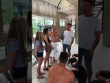Rocco Siffredi presenta Marica e Tina Chanel e i nuovi allievi dellAccademia
