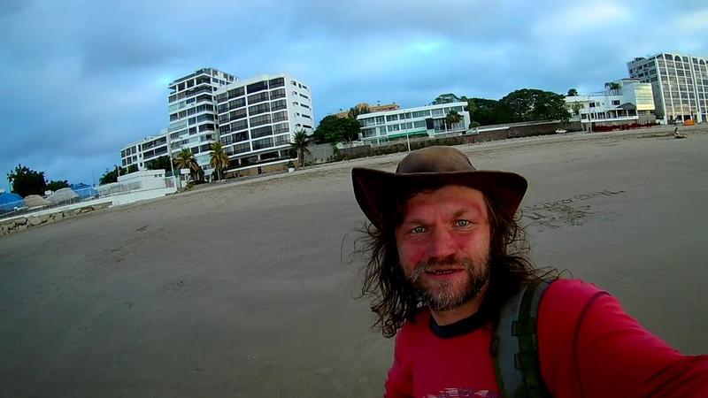 FHD0436 монолог орнитолога на пляже Чипипи Салинас