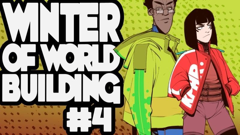 Winter Of World Building 4 Street Wear Clothing