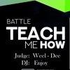 TEACH ME HOW | 27 MAY | PSKOV