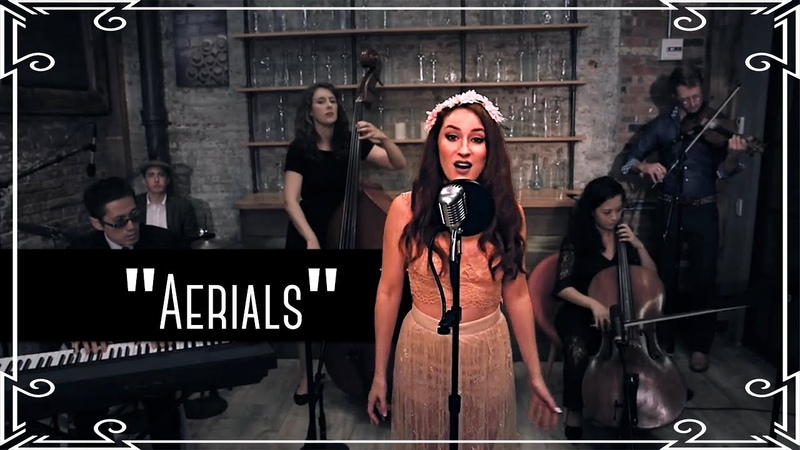 """""""Aerials"""" (System of a Down) String Cover by Robyn Adele Anderson"""