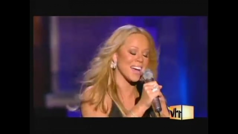 Mariah Carey Trey Lorenz - I'll Be There (live VH1 Save The Music)