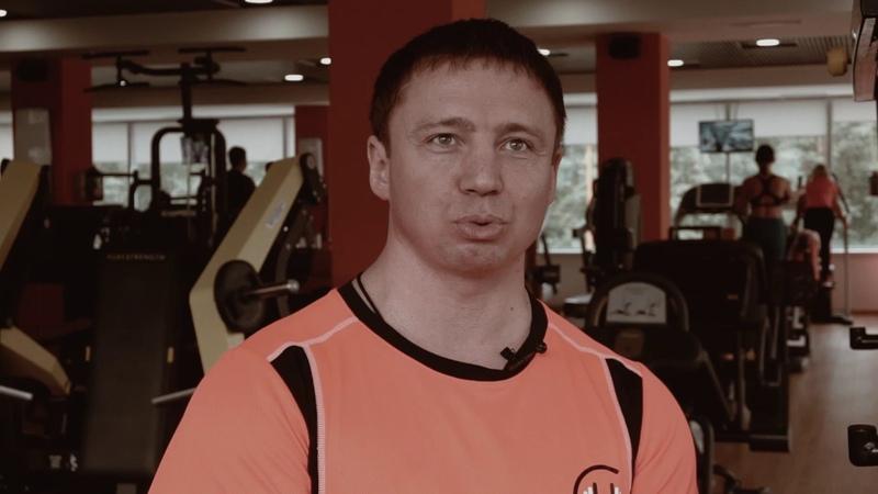 Андрей Митрофанов - персональный тренер и инструктор тренажерного зала GYMHALL