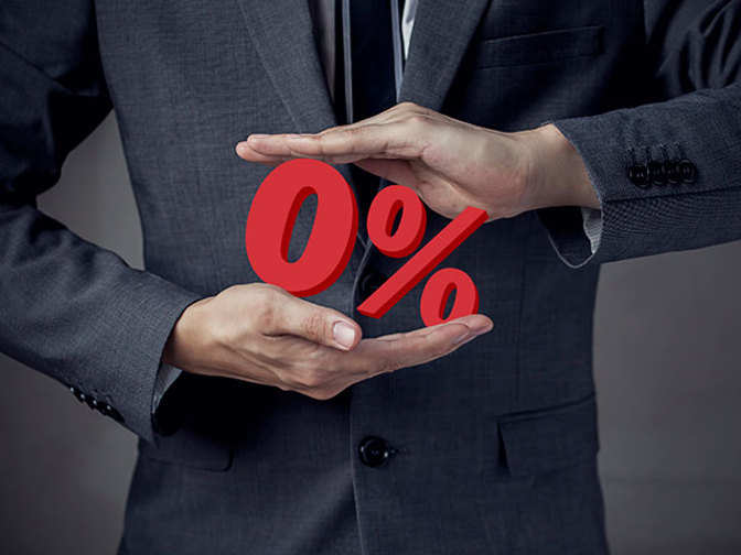 Что такое нулевой процент APR?