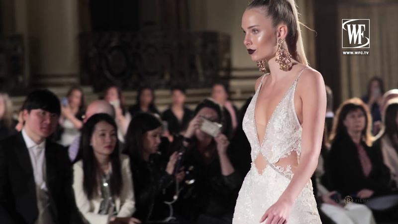 Berta Весна Лето 2018 Неделя Свадебной Моды в Нью Йорке