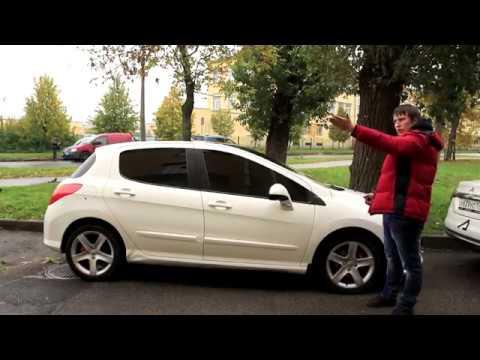 Пежо 308 (Peugeot 308) EP6 МКПП Лев-царь гольф-класса!