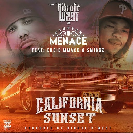 Compton Menace альбом California Sunset (feat. Eddie MMack & Smiggz)