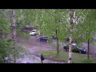 В вологде дождь - июнь:(( #ГужевTV