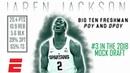 Jaren Jackson Jr.'s 2018 NBA Draft Scouting Video | DraftExpress | ESPN