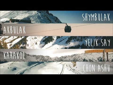 SHYMBULAK - AKBULAK - YELIK SAY - KARAKOL - CHON ASHU