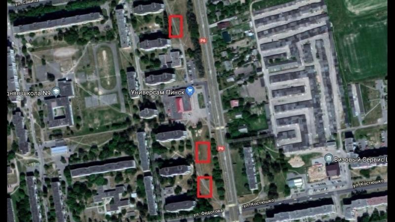 Рассуждение СЕРЁГИ о строительстве трёх десяти этажек планируемых построить в г Пинске на ул Первомайской.