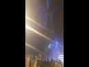 Световое шоу и танцующие фонтаны в Дубае