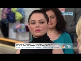 Rose McGowan On Harvey Weinstein Arrest: 'I Didn't Believe This Day Would Come' | Megyn Kelly TODAY