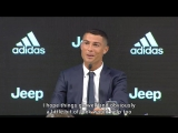 The sights and sounds of Cristiano Ronaldo day at Juventus.mp4