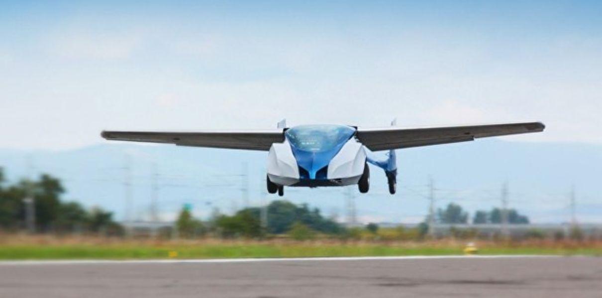 Российские ученые из ФПИ создали летающий внедорожник