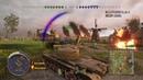 World of Tanks PS4 T29 слепой, стадо или магический ромбик