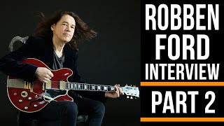 Robben Ford Performance Part 2   Guitar Interactive Magazine   Issue 34