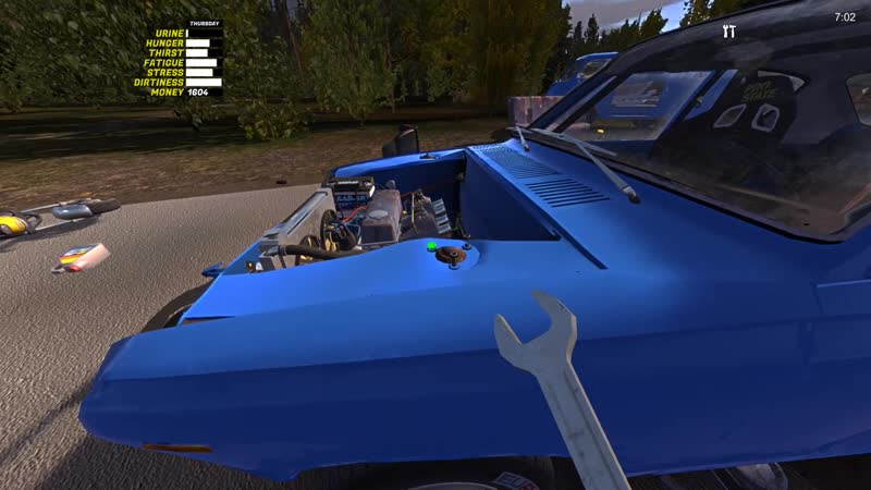 [Spotman] My Summer Car - РАЛЛИЙНАЯ ПОДВЕСКА (S2E61)