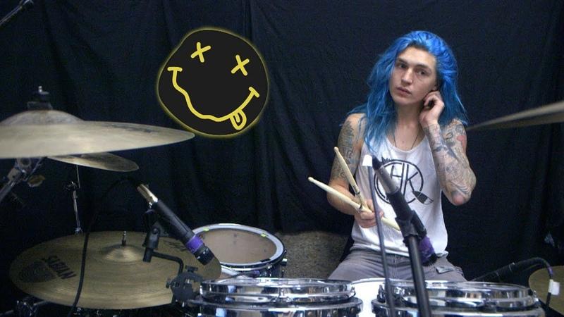 Kyle Brian - Nirvana - Smells Like Teen Spirit (Drum Cover)