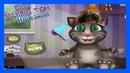 Малыш Говорящий Кот Том - В Парикмахерской Весёлые Развивающие Мультики Для Детей