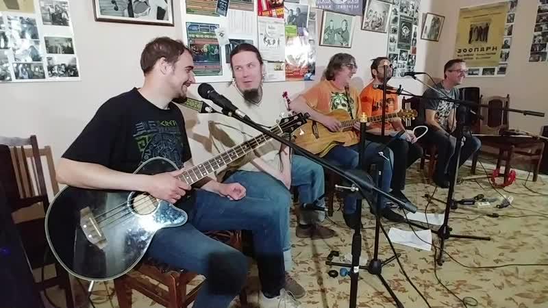 Концерт группы Пчела Бенд и Сергея Рыженко 17.05.2019