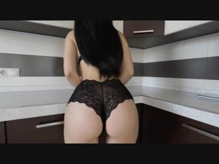 Супер попка amateur toy double penetration with a butt plug at first time - mini diva
