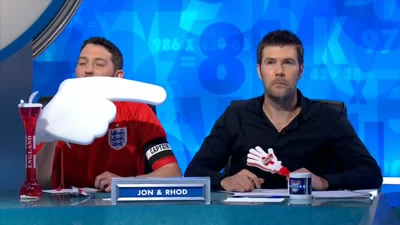 8 out of 10 Cats does Countdown S04E02 13 06 2014