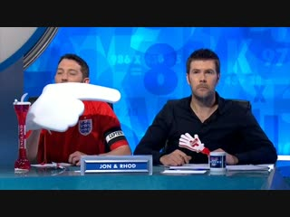 8 out of 10 Cats does Countdown S04E02 (13.06.2014)
