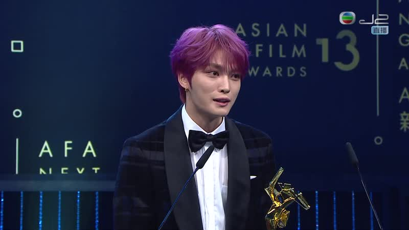 20190317 TVB J2 AFA13 Award Ceremony New Generation Award Kim Jaejoong 金在中 김재중 ジ_Full-HD