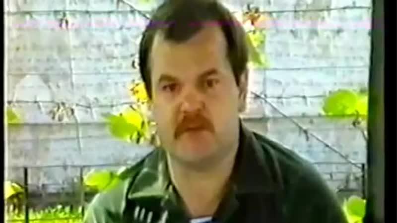 Обращение рижского ОМОНовца из тюрьмы в Латвии к Горбачеву
