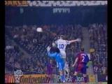92 CL-1997/1998 FC Barcelona - Dinamo Kiev 0:4 (05.11.1997) HL