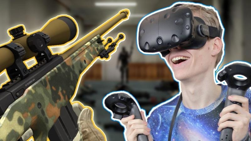 Разница между CS GO и Counter Strike VR