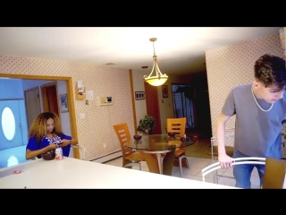 Dog food prank gone wrong with lucki starr  the bomb digz