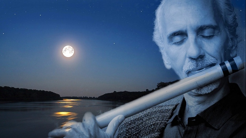 Meditative Flute ~ Mysterious Night