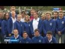 19 молодых бойцов студотряда Фотон завершили трудовой сезон
