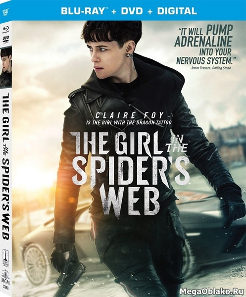 Девушка, которая застряла в паутине / The Girl in the Spider's Web (2018/BDRip/HDRip)